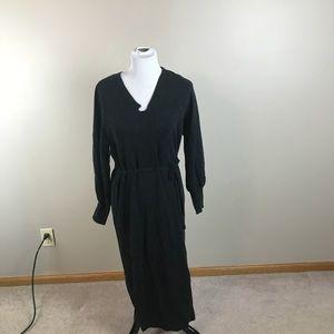 NWT Vince Side Slit Dress